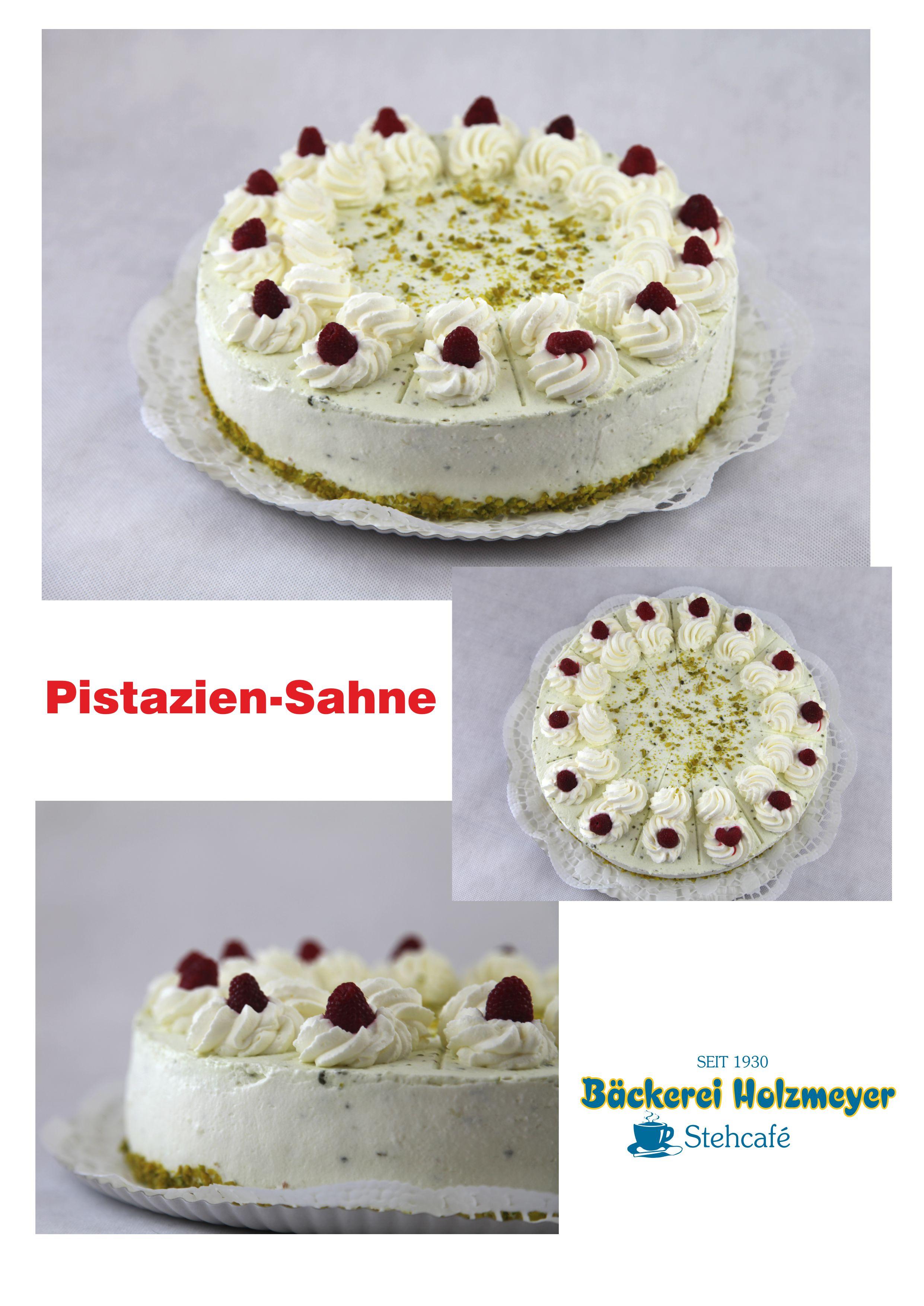 Pistazien-Sahne